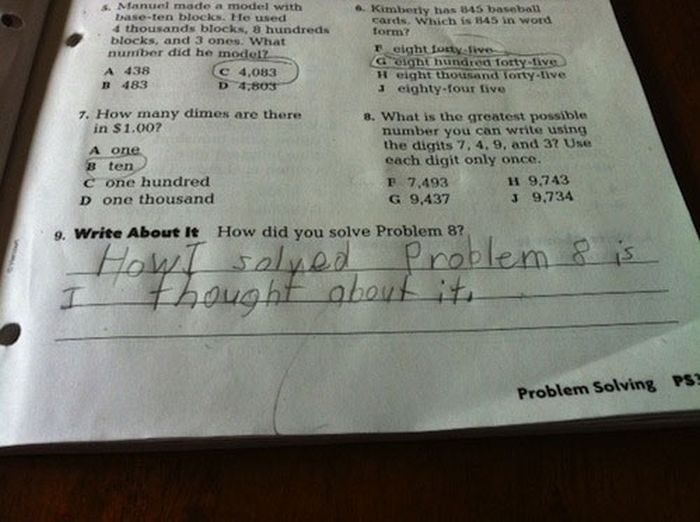 Kids Who Were Clever Enough To Outsmart Their Teachers