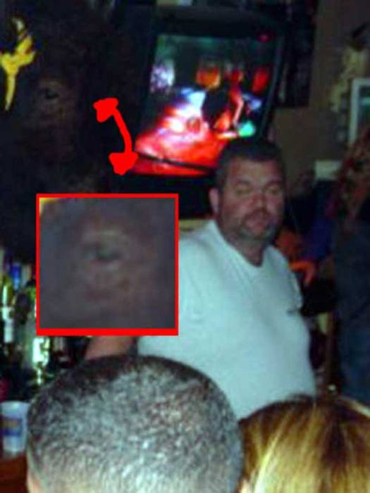 Real Images Of Ghosts Caught On Camera
