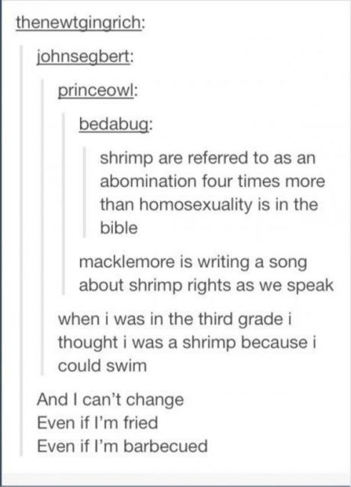 Hilarious Posts You Can Only Find On Tumblr
