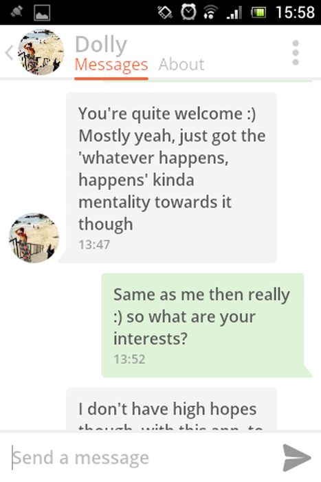 This Tinder Conversation Ends With An Insane Plot Twist