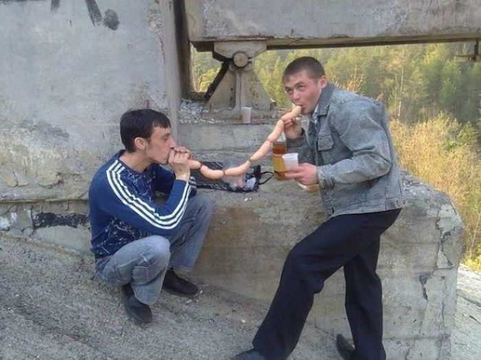 Sights You Will Only See In Russia