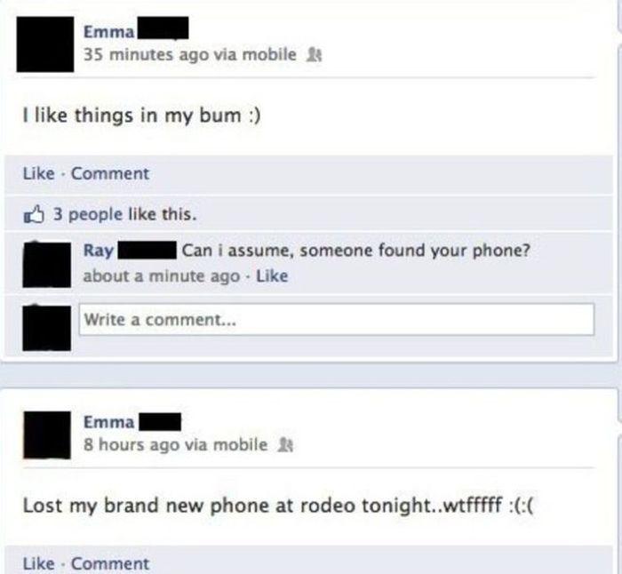This Is Why You Should Always Log Out of Your Facebook Account