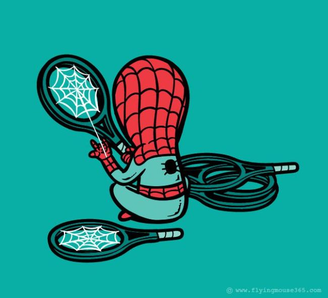 This Is What Superheroes Would Do If They Worked For A Living
