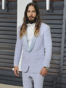 The First Official Look At Jared Leto's Joker Has Arrived