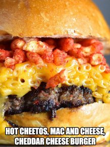Ridiculous Food Concoctions You Have To Try At Least Once