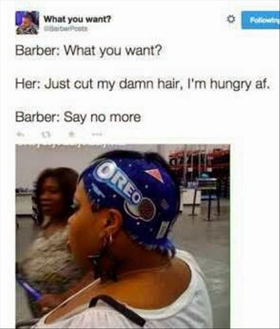 These Hair Styles Are Glorious And Ghetto Fabulous