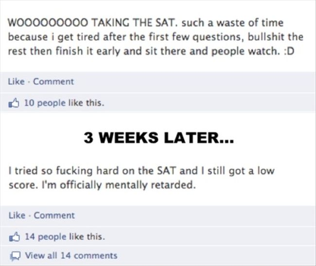 There Are Far Too Many Fails On Facebook