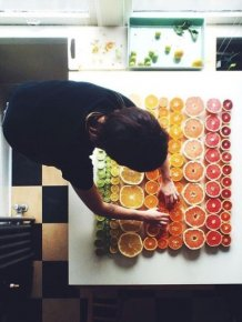 This Photographer Has Turned Food Into Art