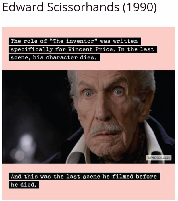 Fun Behind The Scenes Facts About Your Favorite Movies