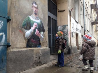 When Classic Paintings Get Transformed Into Street Art