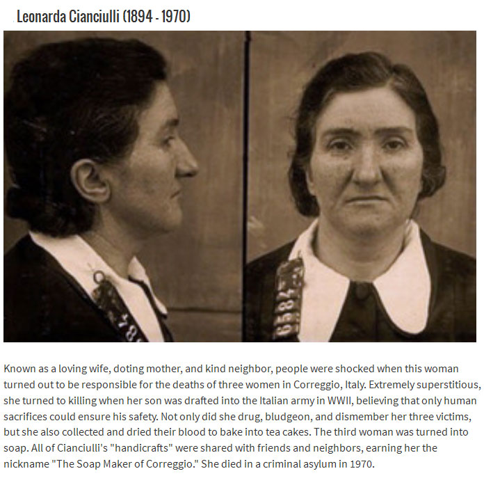 These 10 People Are Some Of The Worst Killers In History
