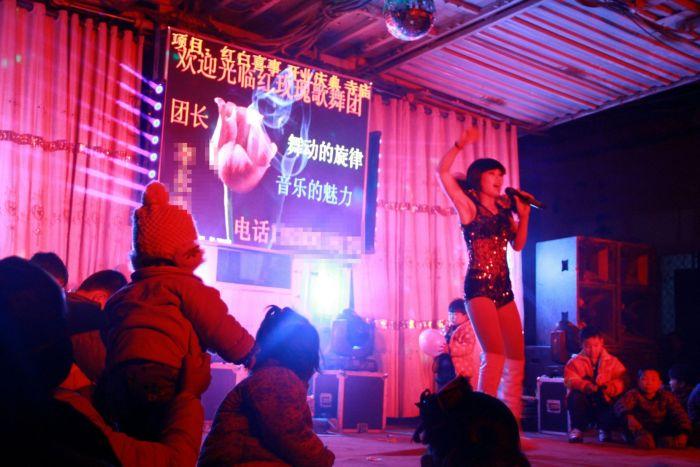 Chinese Authorities Are Cracking Down On Strippers At Funerals