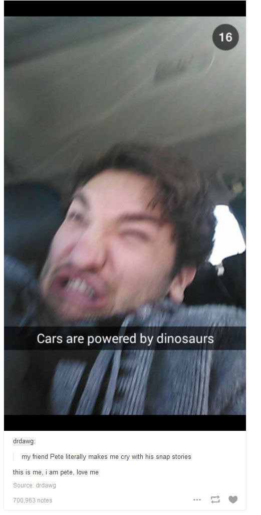 17 Epic Stories That Played Out On Snapchat
