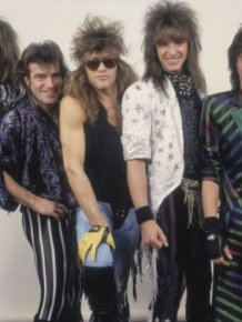 The Best 80s Metal Hair Bands Back In The Day And Today