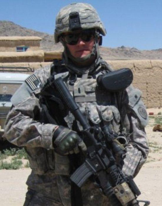 Woman Disrespects Afghanistan War Veteran By Calling Him A Murderer