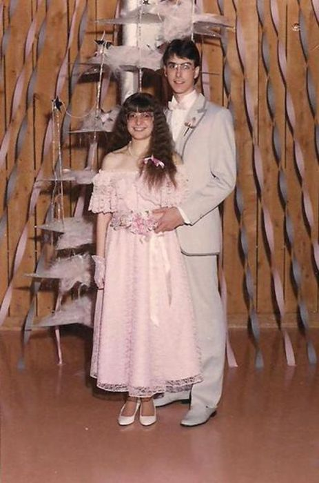 These 80s Prom Throwback Pictures Are Out Of Control