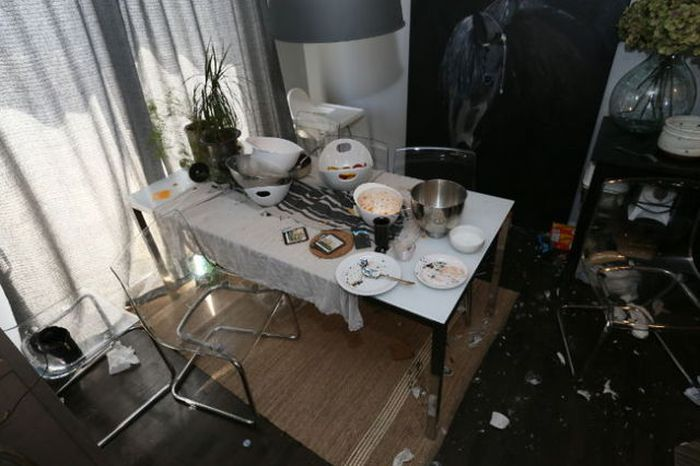 Short Term Renters Do $75,000 Worth Of Damage To A Couple's Home