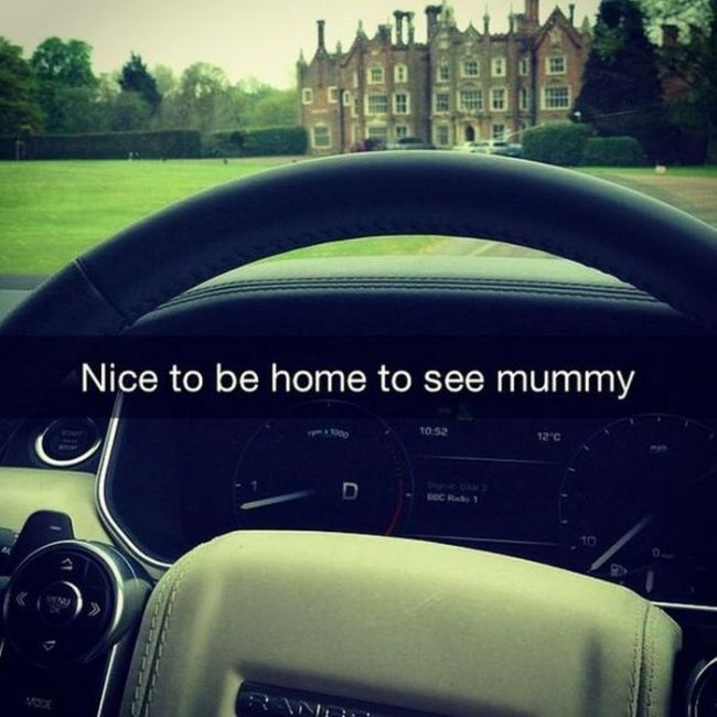 The Rich Kids Of Snapchat Are Getting To Be Obnoxious