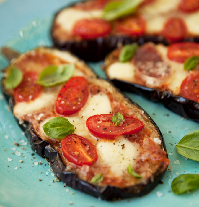 How To Make Aubergine Pizza