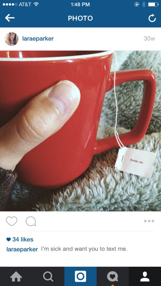 If Single People Were Honest With Their Instagram Updates