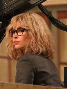Megan Fox Goes Blonde For New Teenage Mutant Ninja Turtles Movie
