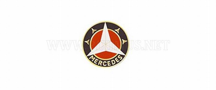 Mercedes-Benz Logo Evolution