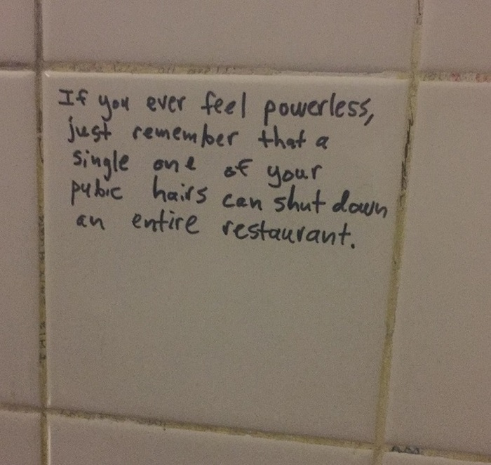 Profound Philosophical Thoughts You Can Read On Public Toilets