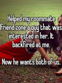 Terrifying Tales From The Friend Zone