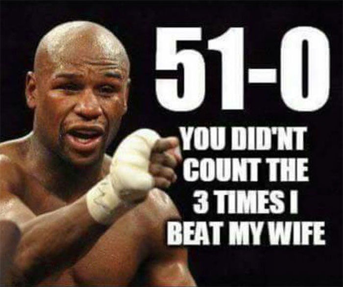 Pictures That Perfectly Sum Up Floyd Mayweather Vs Manny Pacquiao