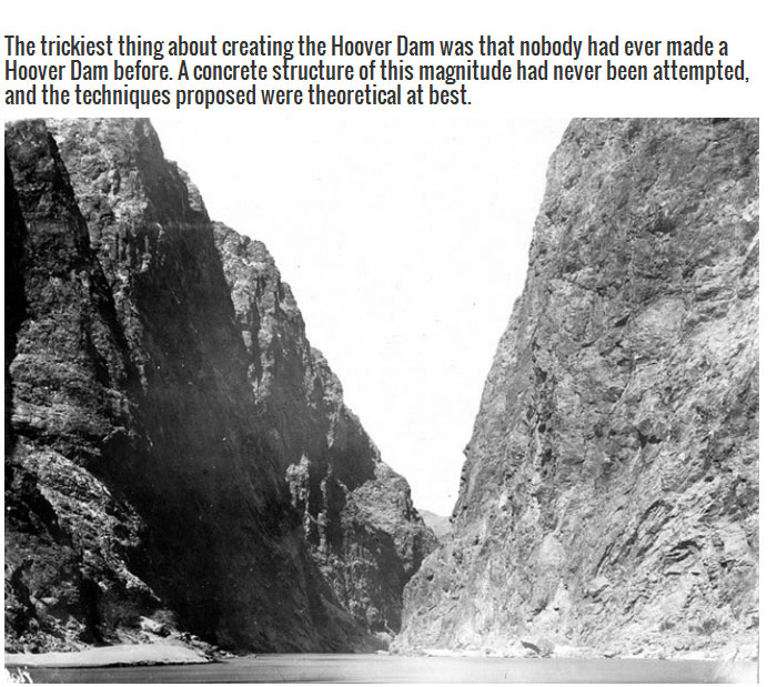The Dark Side Of The Hoover Dam