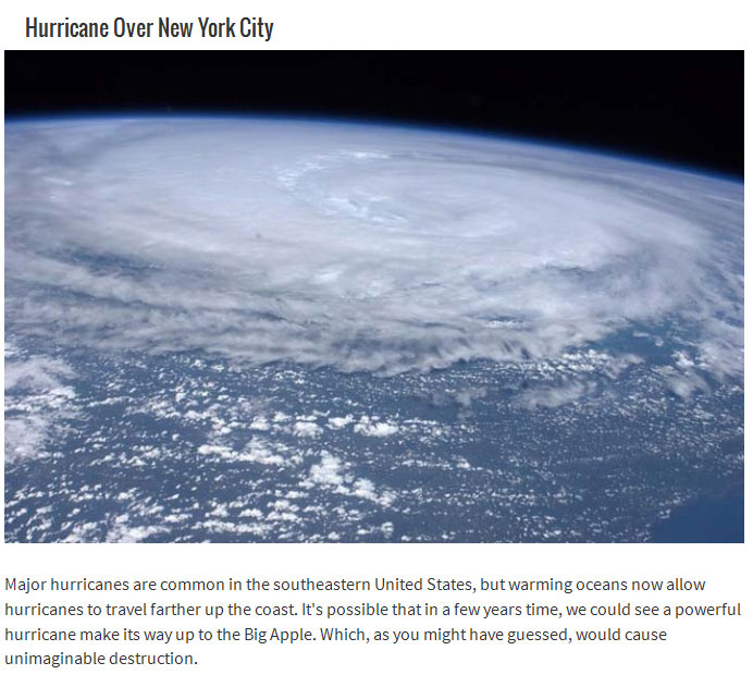 10 Natural Disasters That Could Happen At Any Second