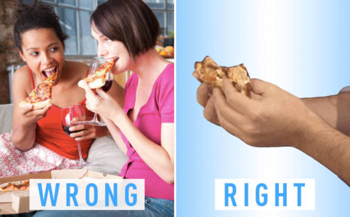 You've Been Doing These Simple Things Wrong Your Whole Life