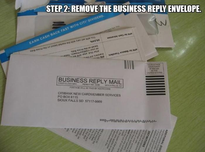The Best Way To Deal With Junk Mail