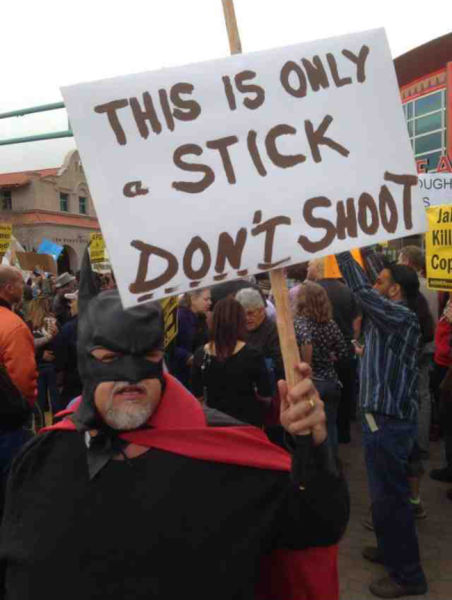 Protesters Who Totally Nailed It With Their Sign Game