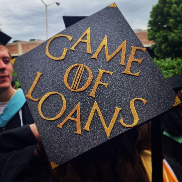 Graduation Caps That Tell It Like It Is