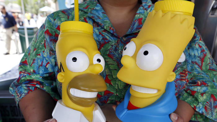 Universal Studios Has Recreated The Simpsons' Hometown Of Springfield