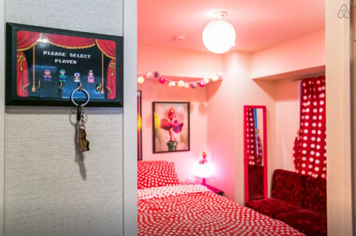 This Tokyo Apartment Is A Super Mario Fan's Dream Come True