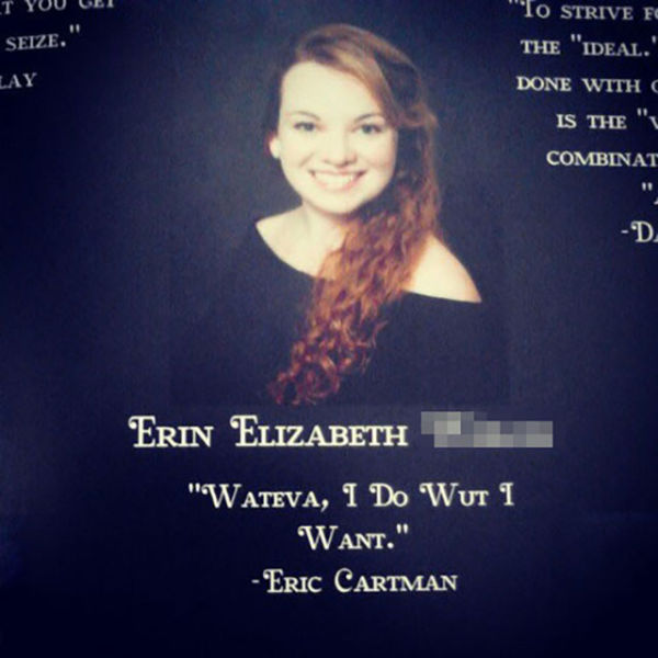 The Best Yearbook Quotes And Photos Of All Time