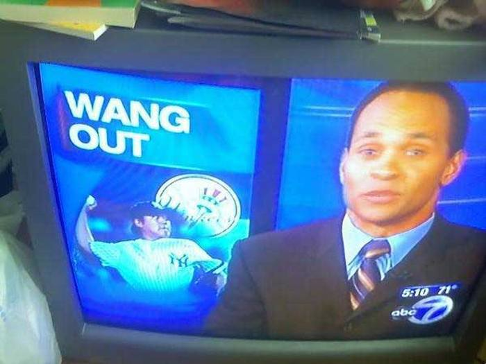 Hilarious TV Fails That Were Paused At The Perfect Time
