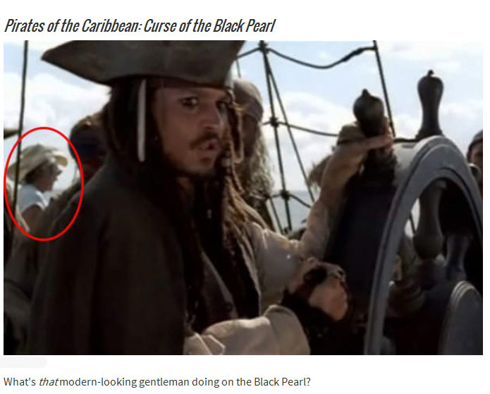 12 Huge Mistakes You Never Noticed In Famous Movies