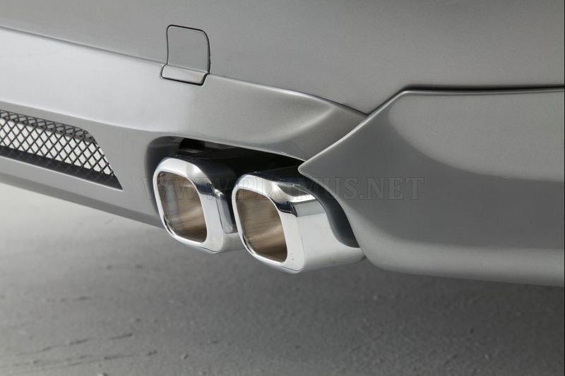 Mercedes-Benz CLS by Lorinser