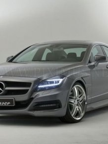 Mercedes-Benz CLS by Lorinser