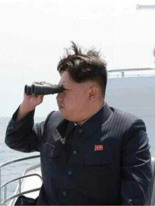 North Korea Testing Submarine Based Ballistic Missiles