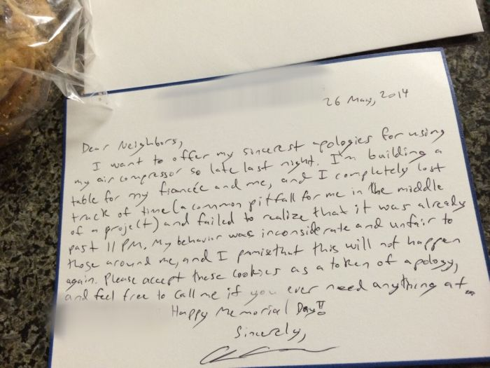 Notes That Will Make You Wish You Had These Awesome Neighbors