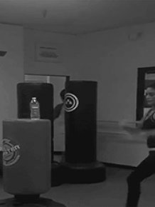 Two Separate GIFs Merge Together To Make One Awesome Story