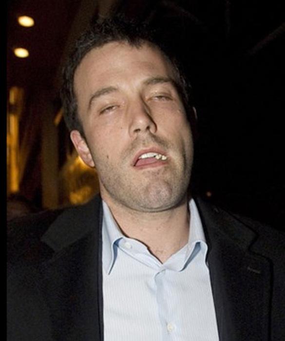 Celebrities Show Off Their Best Drunk Faces
