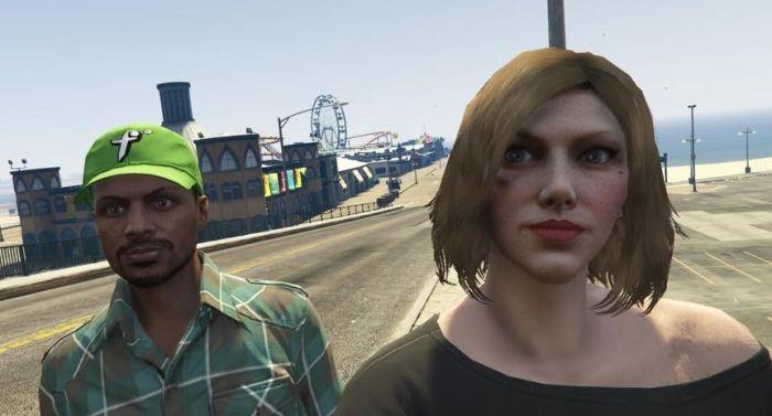 This Man Met His Best Friend On GTA