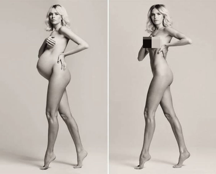 Hot Post-Pregnancy Bodies That Caused An Uproar