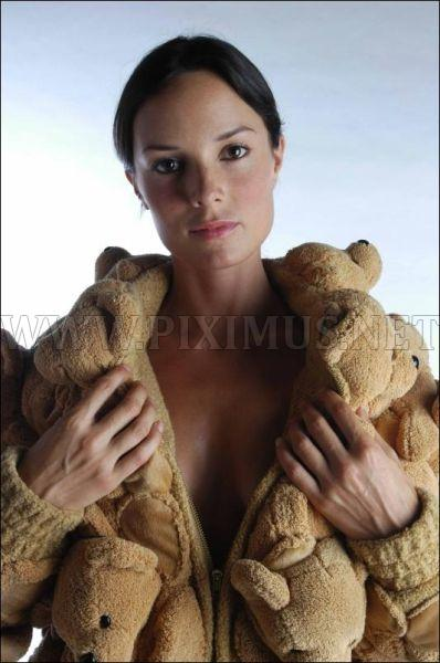 Teddy Bear Jacket