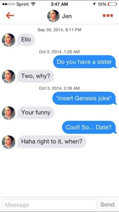 Jake Takes Tinder Trolling To The Next Level